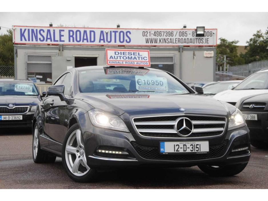 Used Mercedes-Benz CLS-Class 2012 in Cork