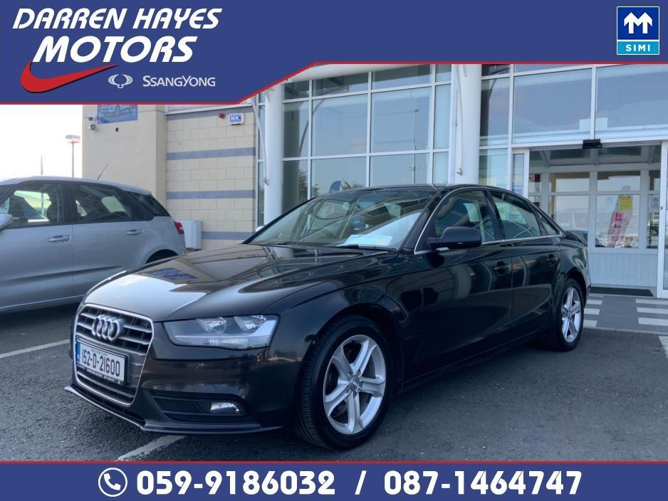 Used Audi A4 2015 in Carlow
