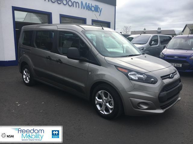 2018 ford tourneo connect 7 seater wheelchair car price. Black Bedroom Furniture Sets. Home Design Ideas