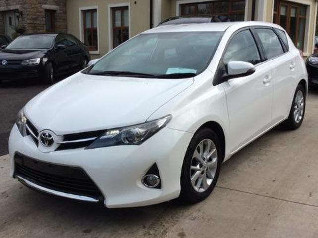 2013 Toyota Auris 1 4 D 4d Icon Price 11 250 1 4 Diesel For Sale