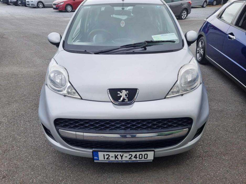 Used Peugeot 107 2012 in Kerry