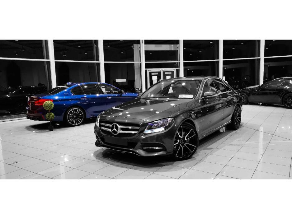 Used Mercedes-Benz C-Class 2014 in Monaghan