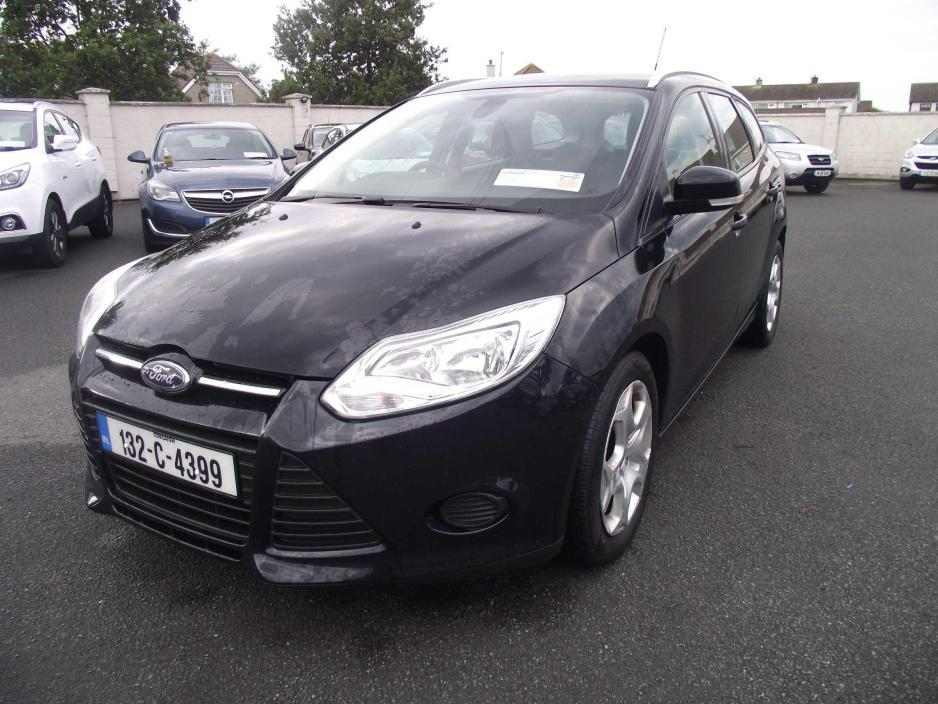Used Ford Focus 2013 in Wicklow