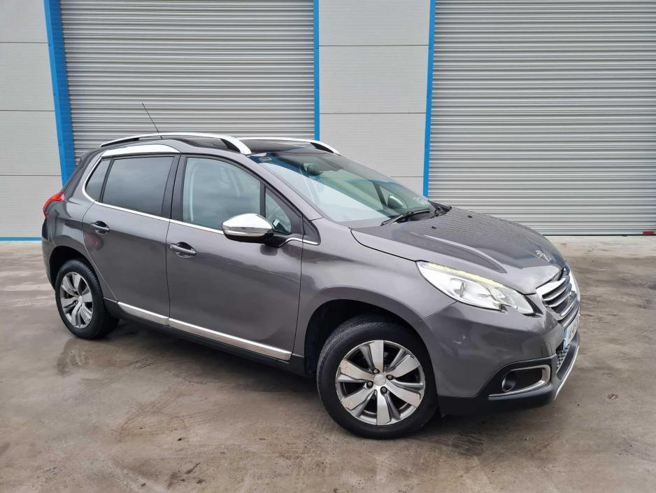 Used Peugeot 2008 2014 in Kerry
