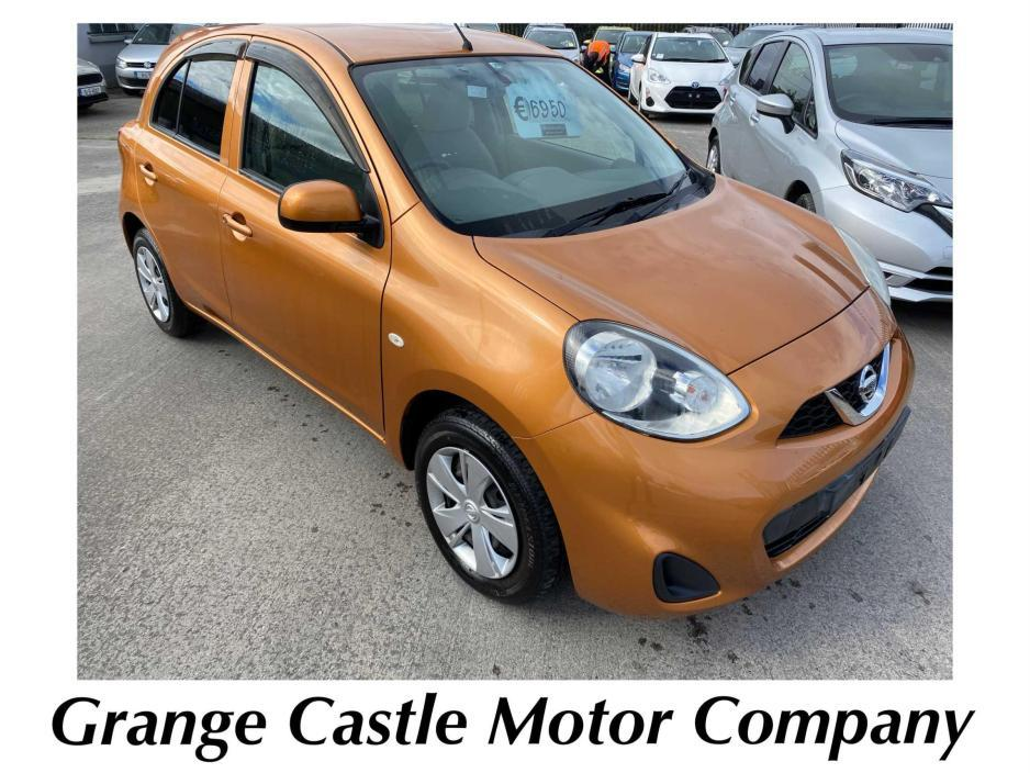 Used Nissan March 2013 in Dublin