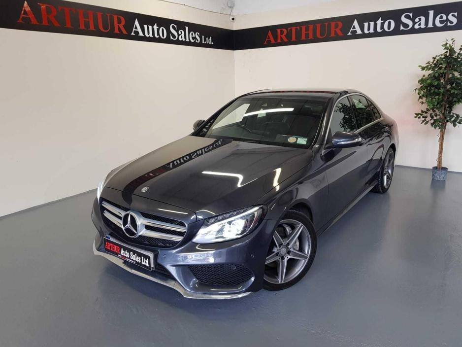 Used Mercedes-Benz C-Class 2015 in Limerick