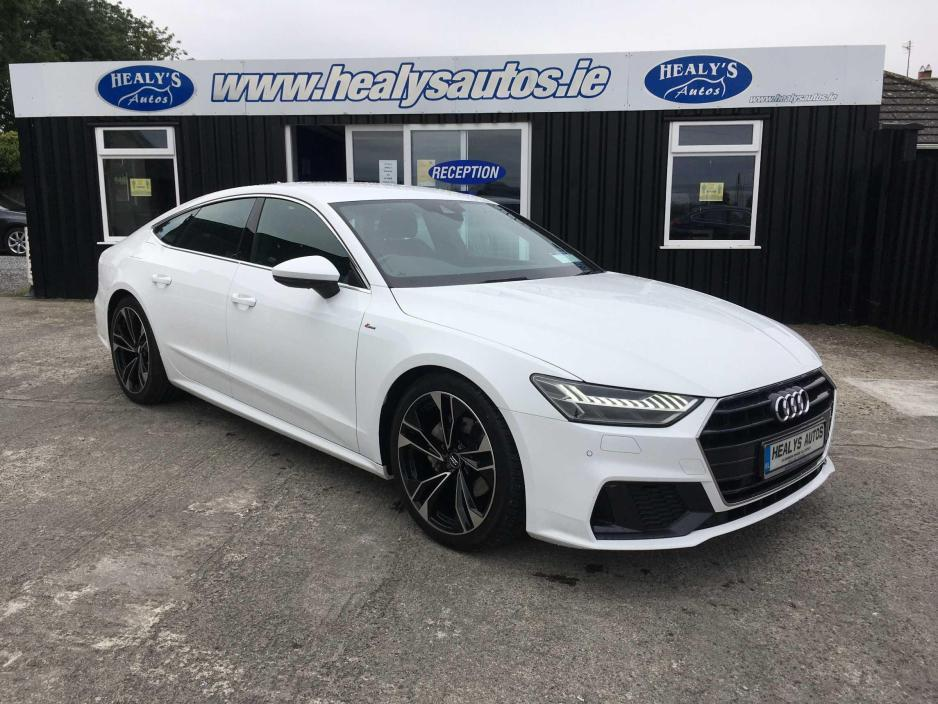 Used Audi A7 2019 in Offaly