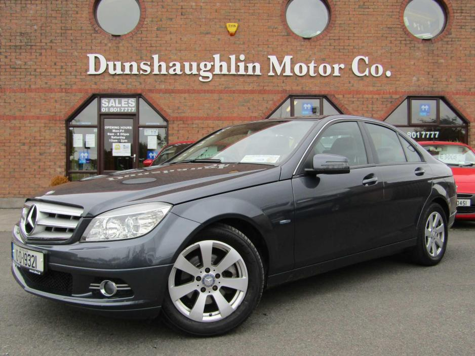 Used Mercedes-Benz C-Class 2010 in Meath