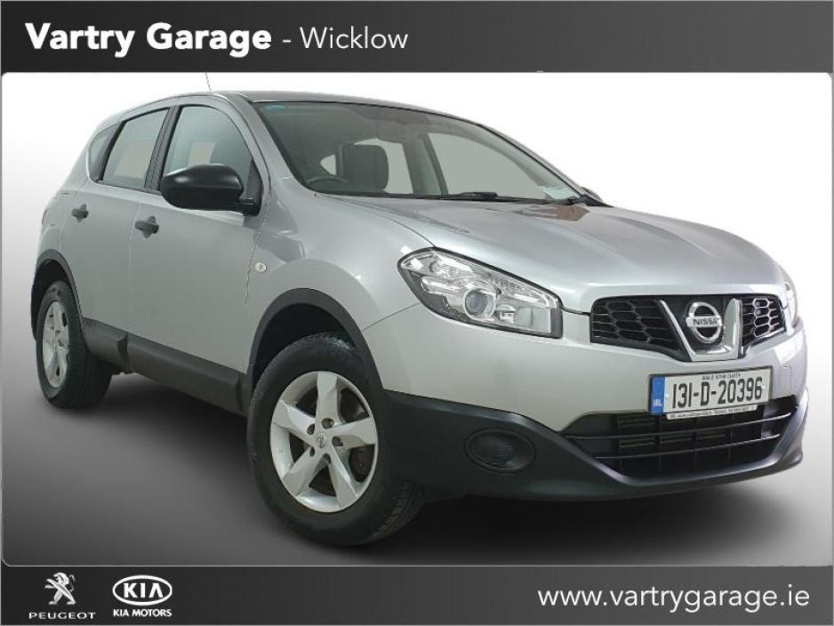 Used Nissan Qashqai 2013 in Wicklow