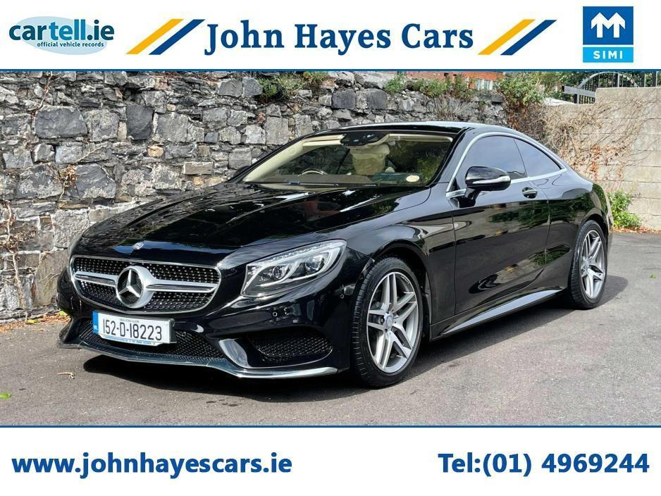 Used Mercedes-Benz S-Class 2015 in Dublin