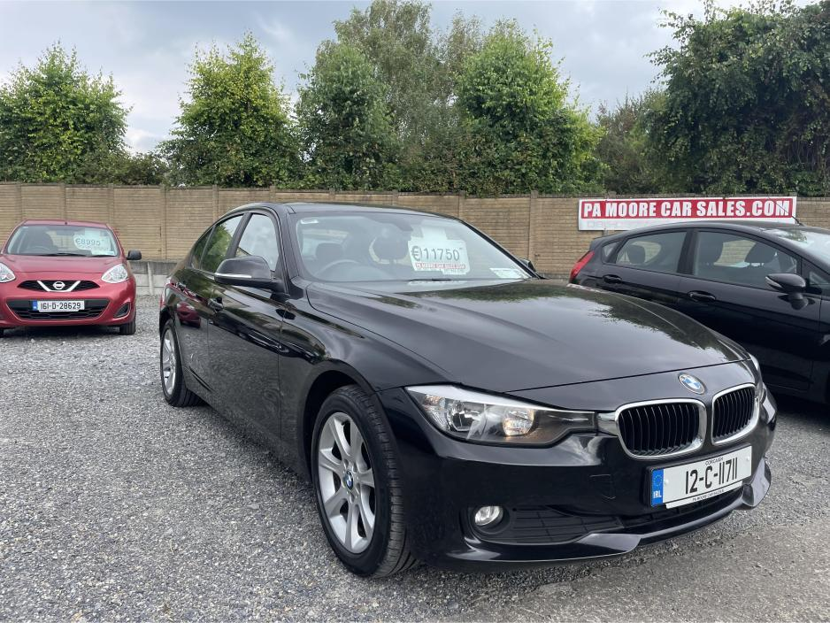 Used BMW 3 Series 2012 in Tipperary