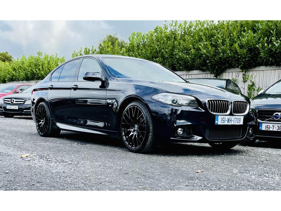 Used BMW 5 Series 2015 in Meath