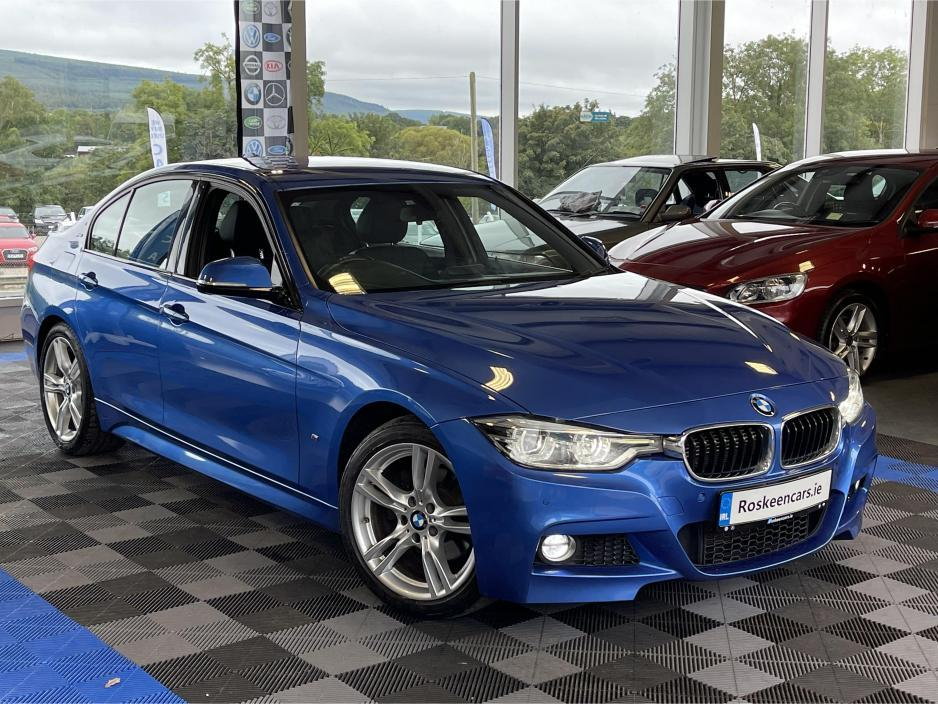Used BMW 3 Series 2017 in Cork