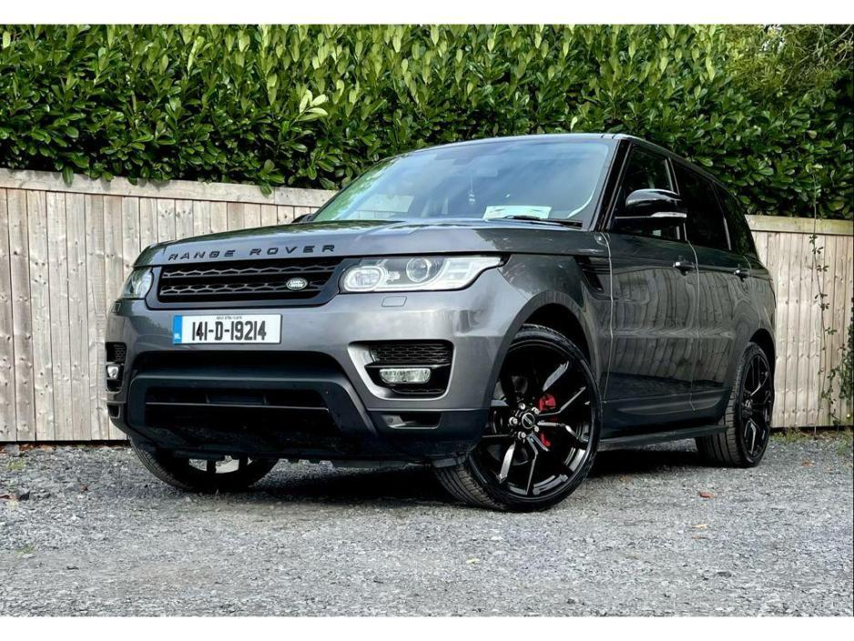 Used Land Rover Range Rover Sport 2014 in Meath