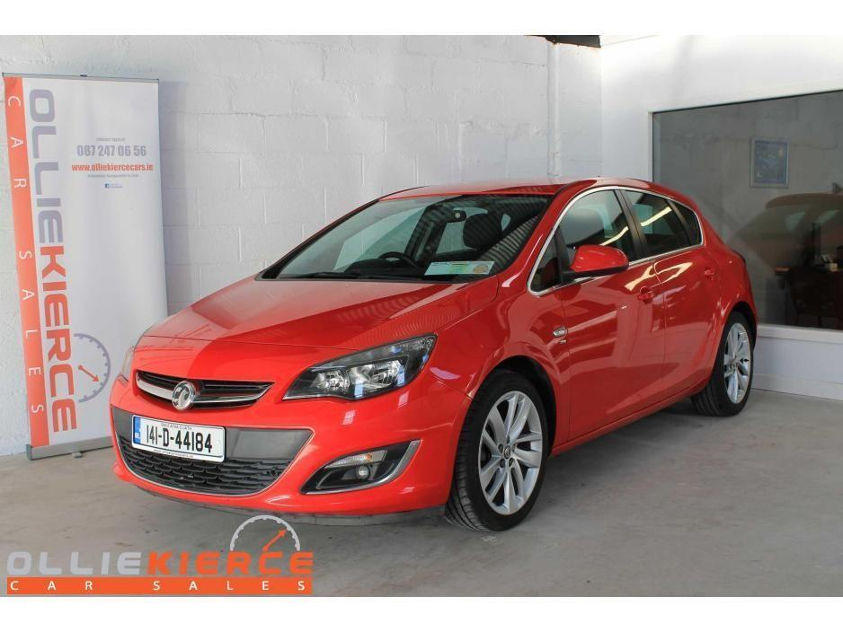 Used Opel Astra 2014 in Cork