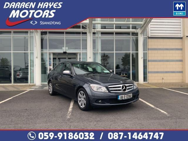 Used Mercedes-Benz C-Class 2008 in Carlow