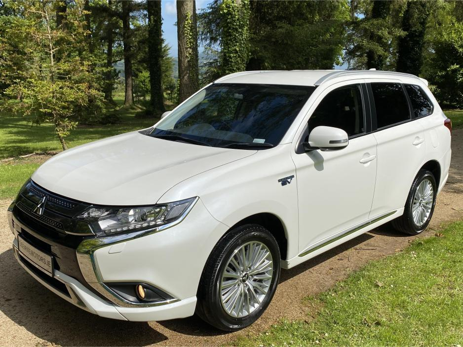 Used Mitsubishi Outlander 2019 in Wicklow