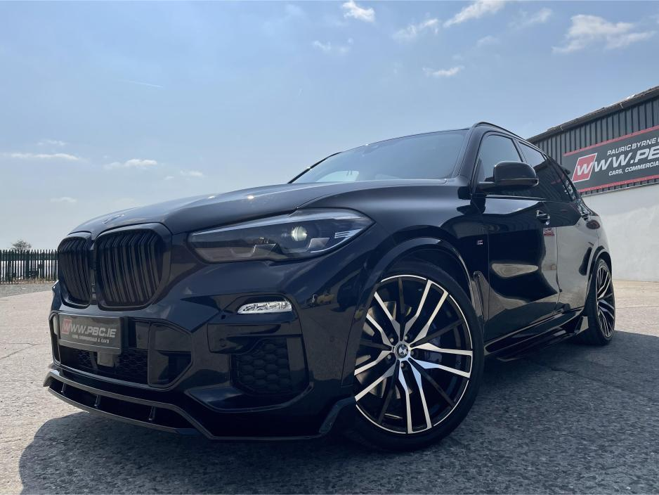 Used BMW X5 2020 in Wexford