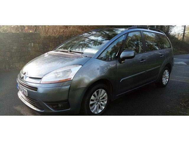 Used Citroen C4 Picasso 2008 in Waterford
