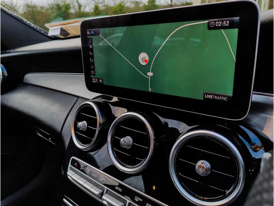 Used Mercedes-Benz C-Class 2019 in Monaghan