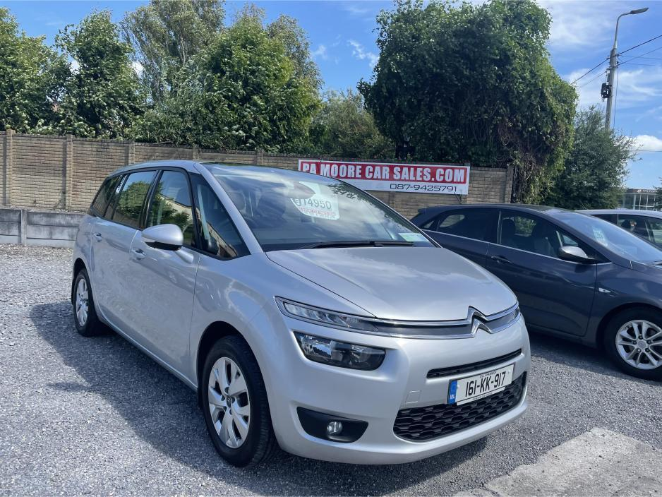 Used Citroen C4 Picasso 2016 in Tipperary