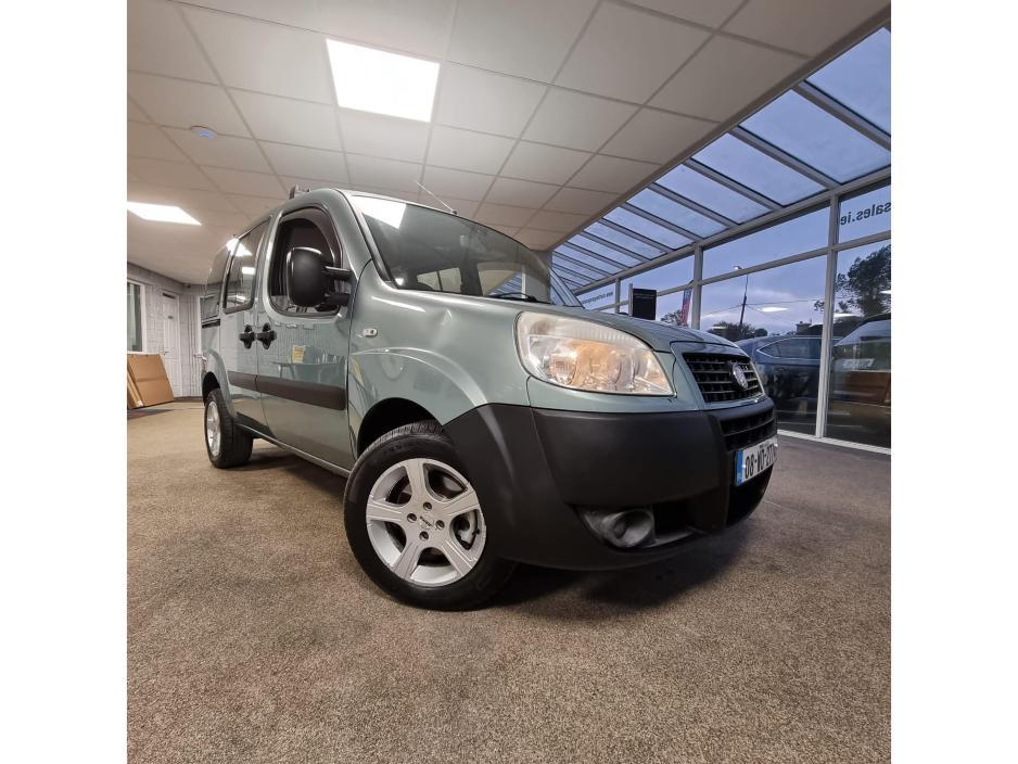 Used Fiat Doblo 2008 in Tipperary