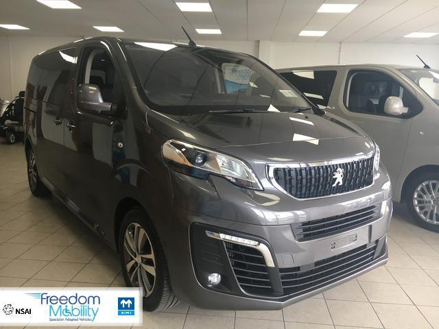 2018 peugeot traveller traveller allure std 1 6 blue price poa 1 6 diesel for sale in mayo on. Black Bedroom Furniture Sets. Home Design Ideas