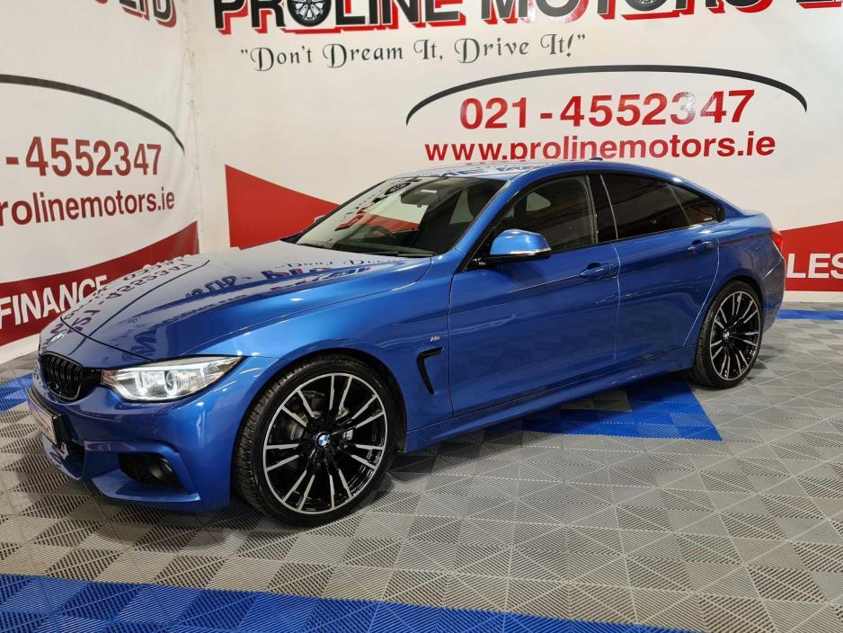 Used BMW 4 Series 2016 in Cork