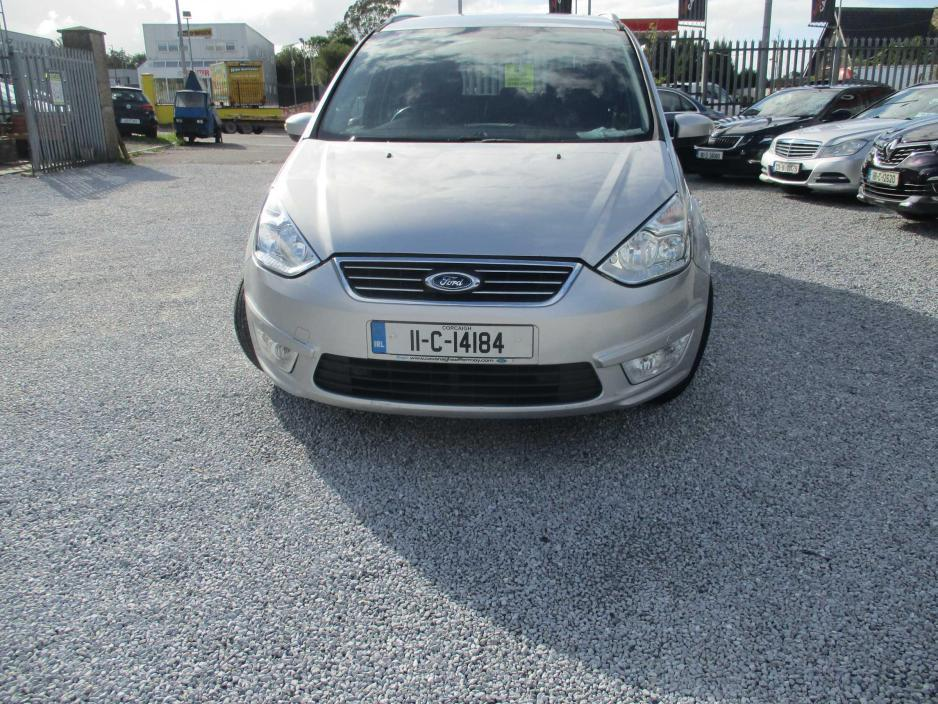 Used Ford Galaxy 2011 in Cork