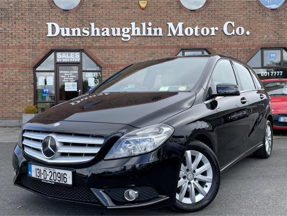 Used Mercedes-Benz B-Class 2013 in Meath