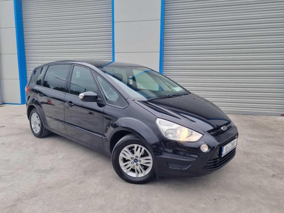 Used Ford S-Max 2015 in Kerry