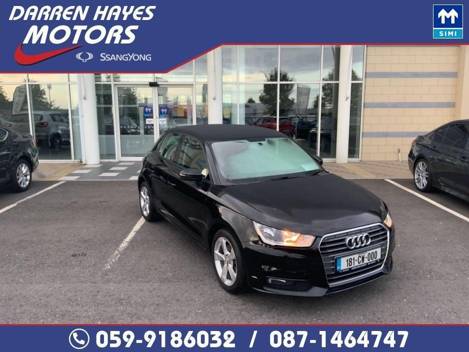 Used Audi A1 2018 in Carlow