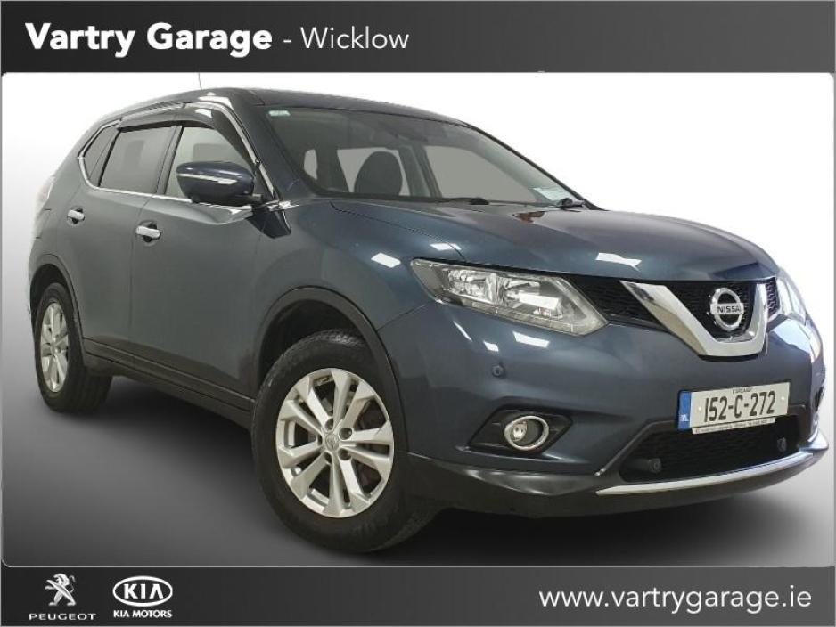 Used Nissan X-Trail 2015 in Wicklow