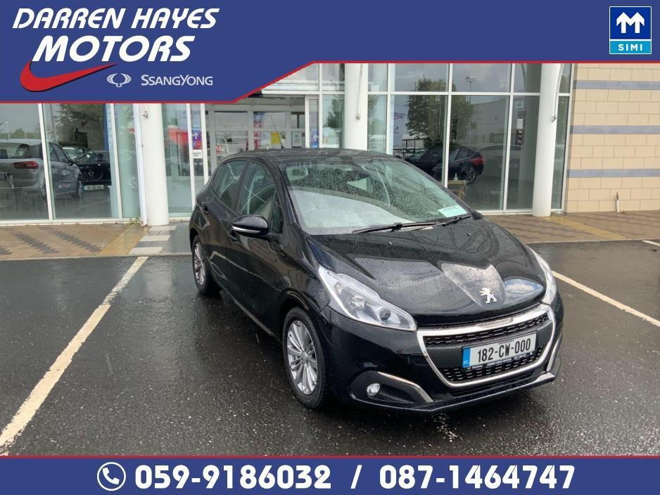 Used Peugeot 208 2018 in Carlow