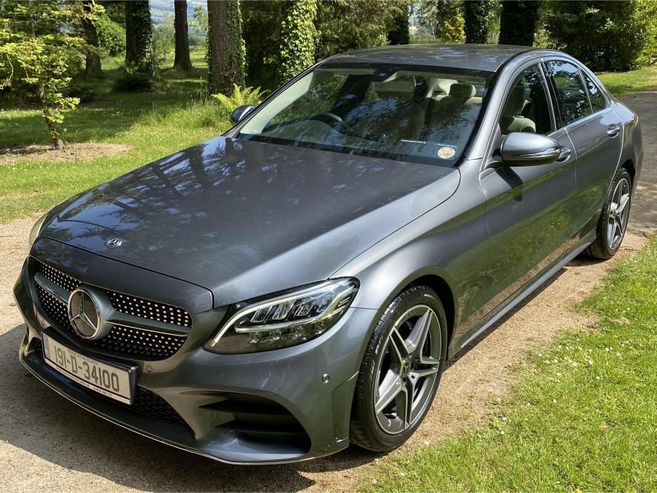 Used Mercedes-Benz C-Class 2019 in Wicklow