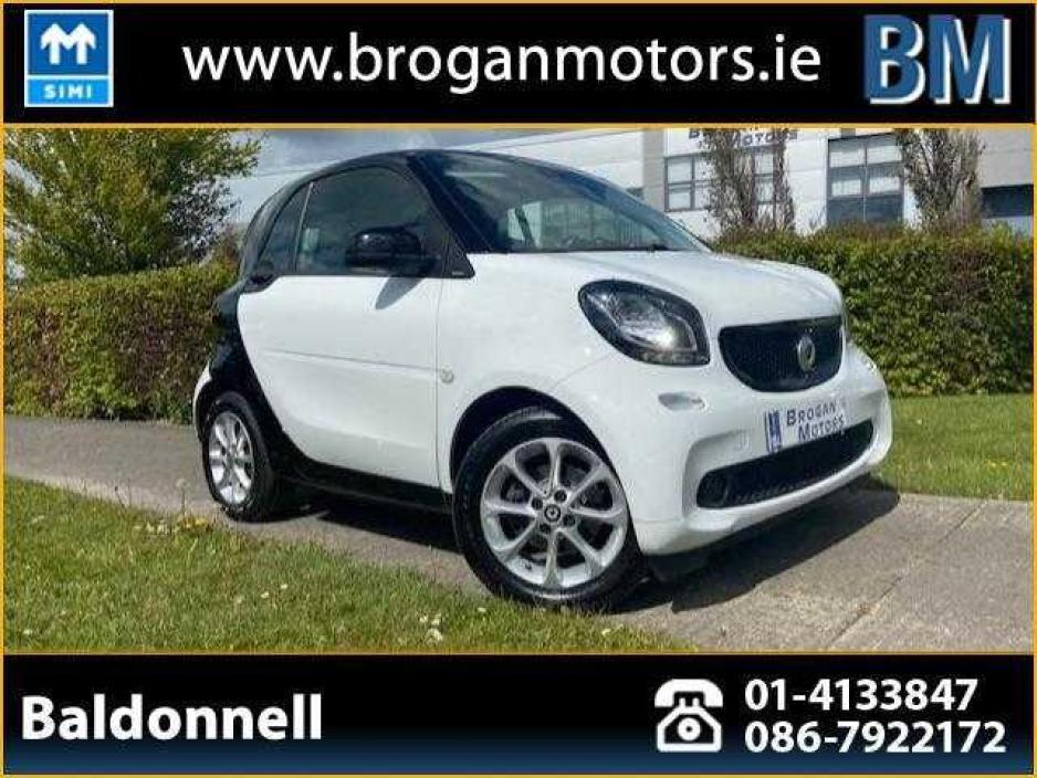 Used Smart Fortwo 2016 in Dublin