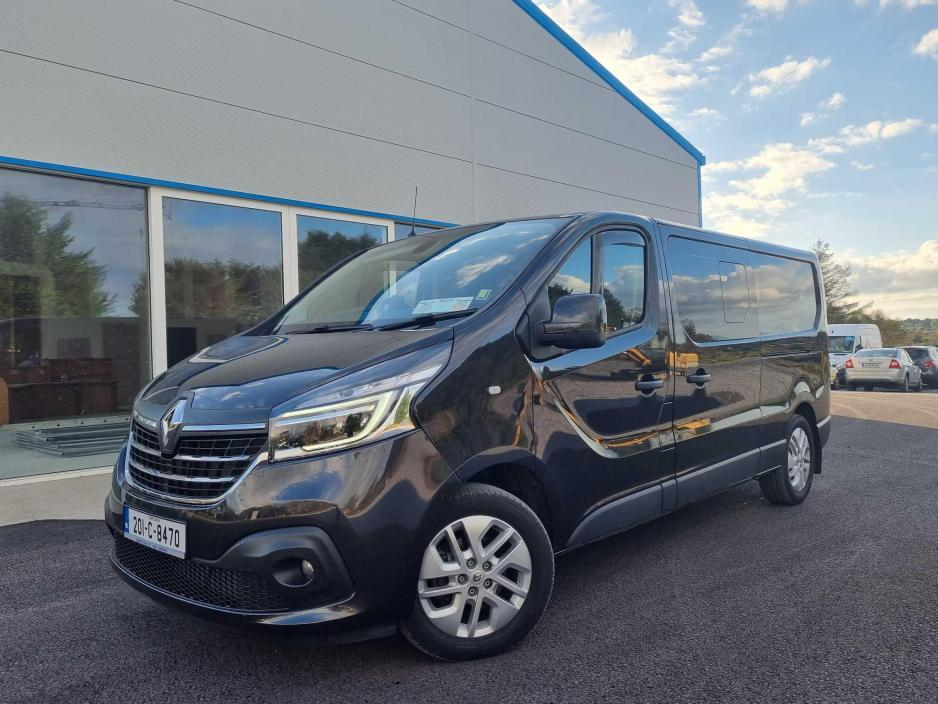 Used Renault Trafic 2020 in Kerry