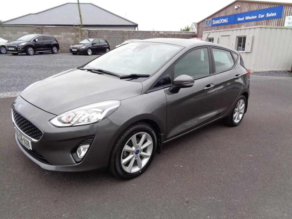 Used Ford Fiesta 2018 in Laois