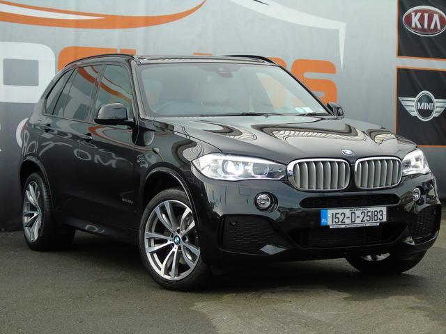2015 152 bmw x5 3 0 xdrive40d m sport fully loaded price 61 950 3 0 diesel for sale in. Black Bedroom Furniture Sets. Home Design Ideas