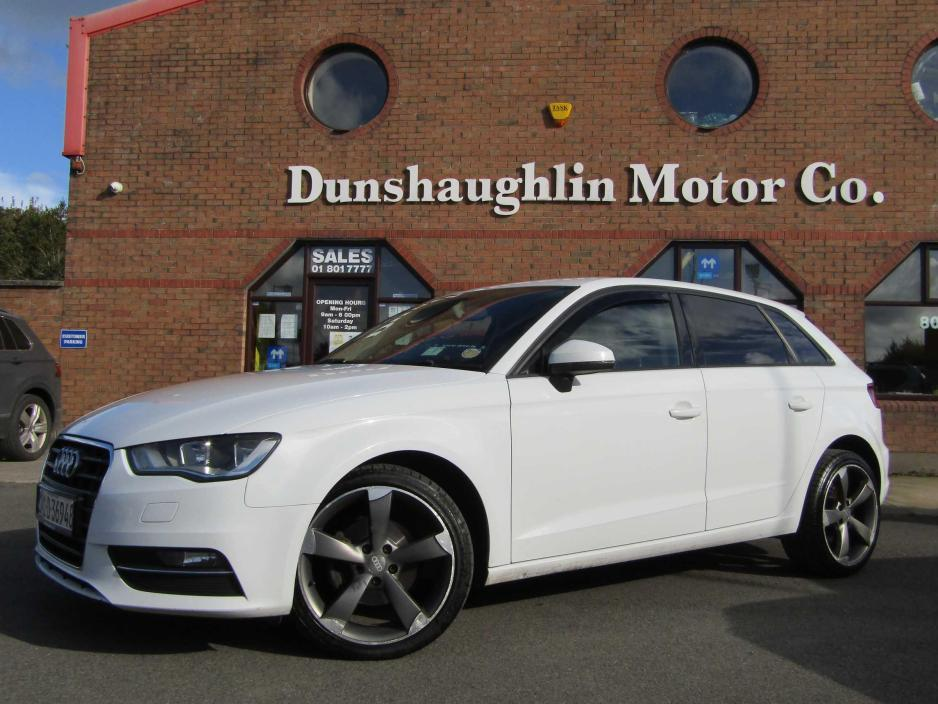 Used Audi A3 2014 in Meath