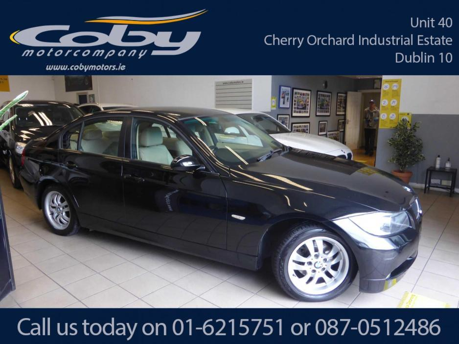 Used BMW 3 Series 2007 in Dublin