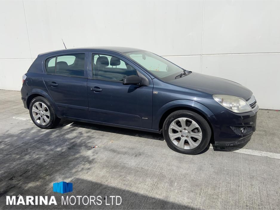 Used Opel Astra 2009 in Cork