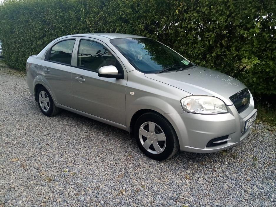 Used Chevrolet Aveo 2007 in Waterford