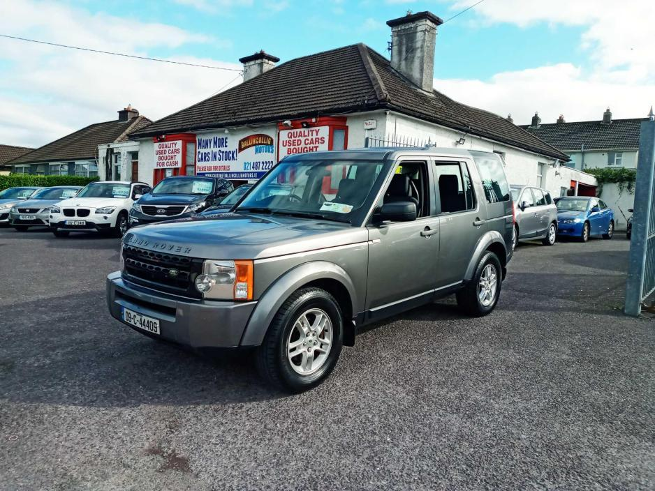 Used Land Rover Discovery 2009 in Cork