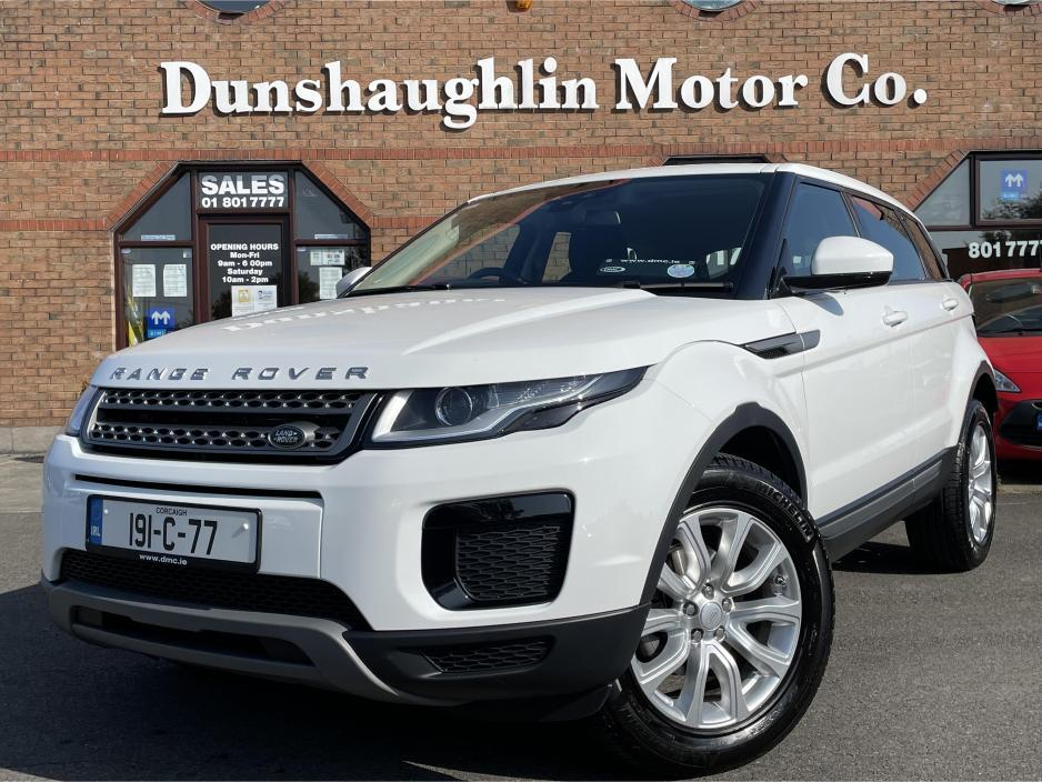 Used Land Rover Range Rover Evoque 2019 in Meath
