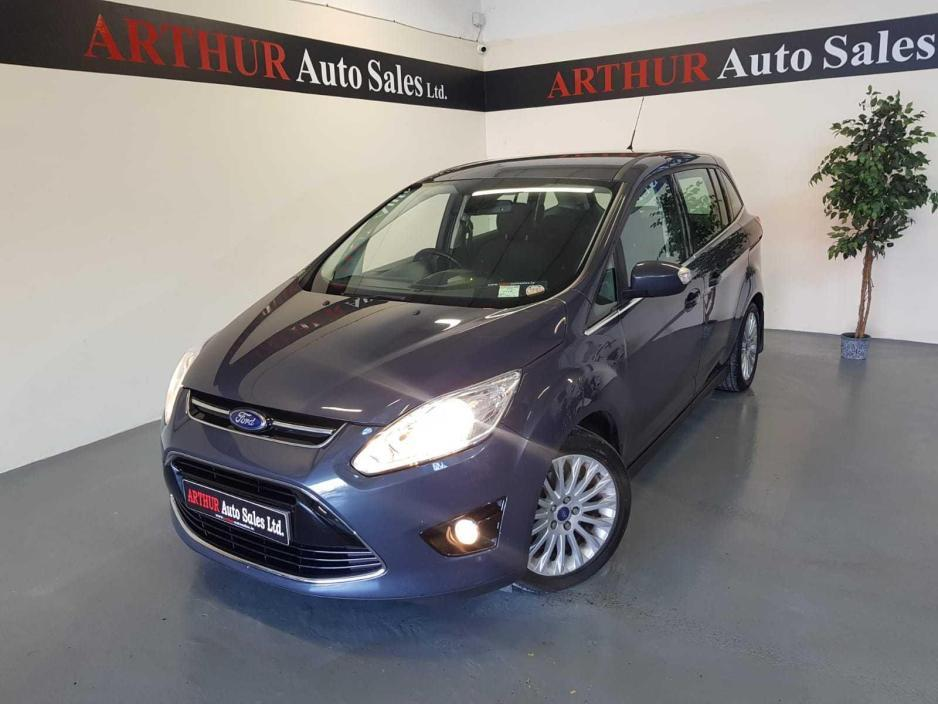 Used Ford C-Max 2014 in Limerick