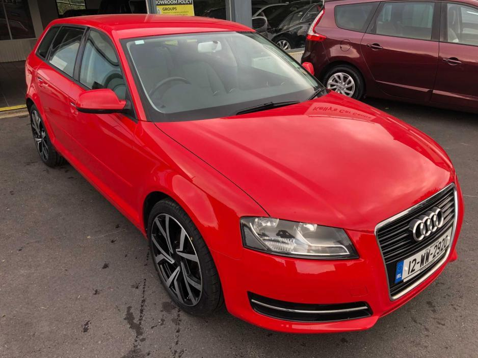 Used Audi A3 2012 in Wicklow