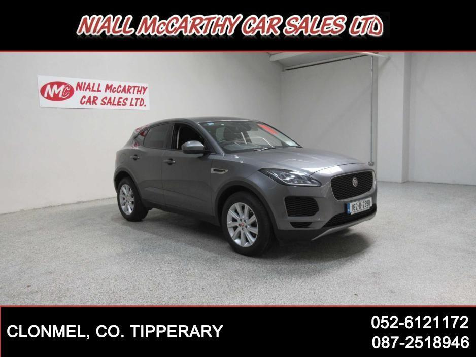 Used Jaguar E-Pace 2018 in Tipperary
