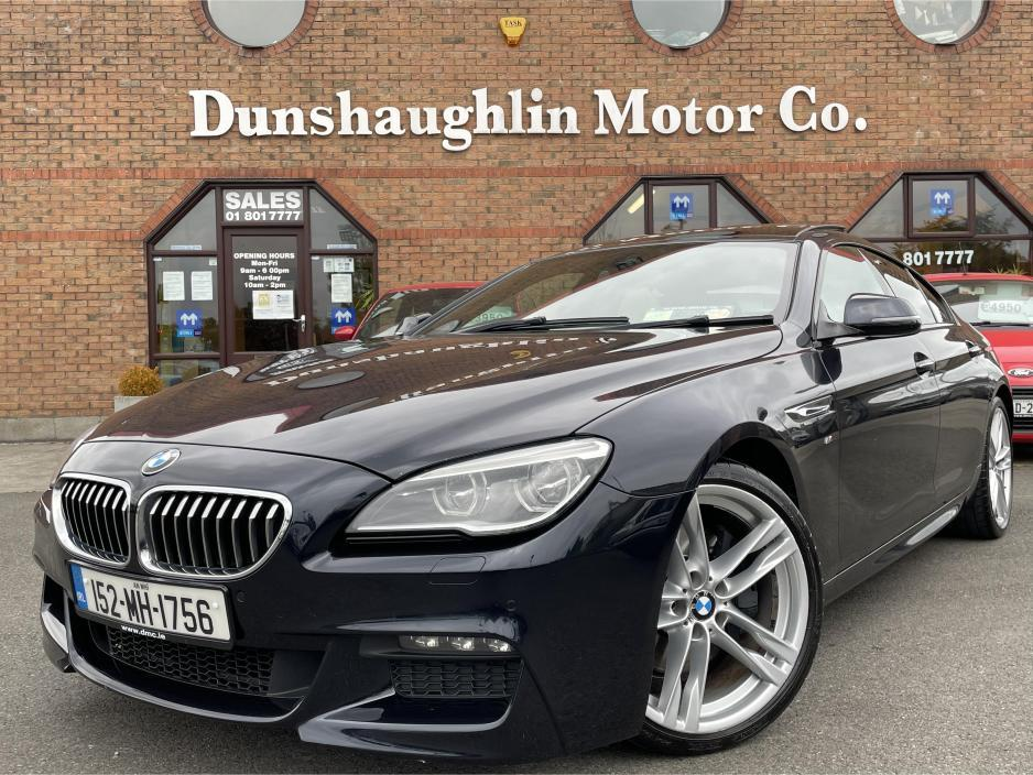 Used BMW 6 Series 2015 in Meath