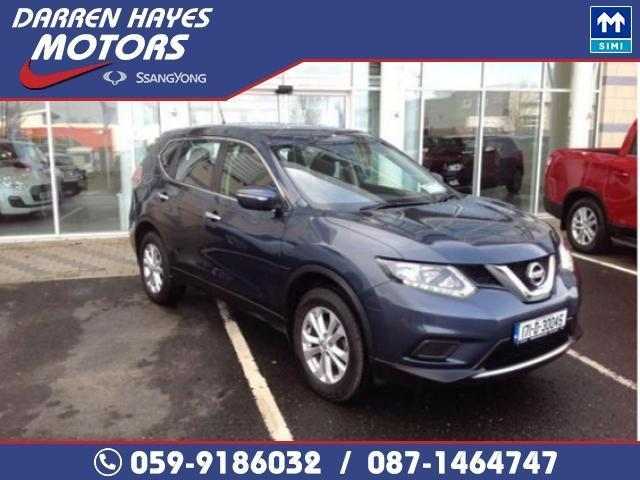 Used Nissan X-Trail 2017 in Carlow